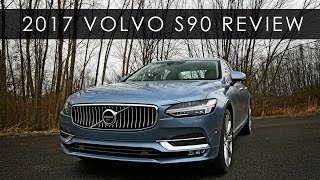 Review | 2017 Volvo S90 | Instant Promotion