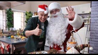 Новогодние закуски - Готовим вместе - Интер