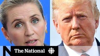 Trump's Denmark visit cancellation shocks Danish government