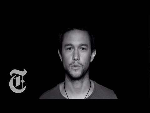 Joseph Gordon-Levitt Interview | Screen Test | The New York Times