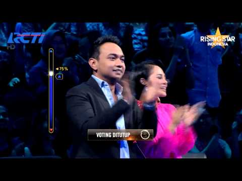Kecil Kecil Cabai Rawit #1   Rising Star Indonesia Eps  Live Audition 1&2