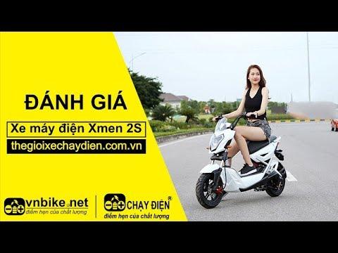 Đánh giá xe máy điện Xmen 2S