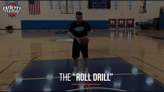 "New Shooting Drill - ""The Roll Drill"""