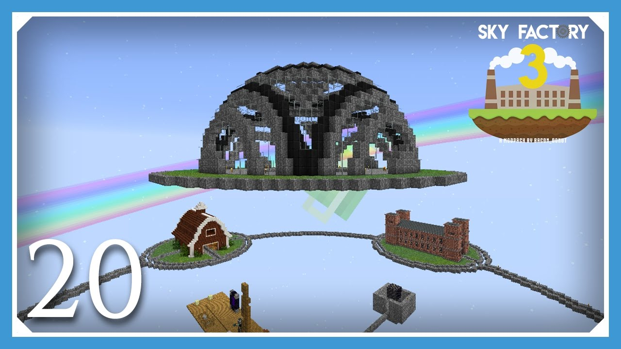 Skyfactory  Builds