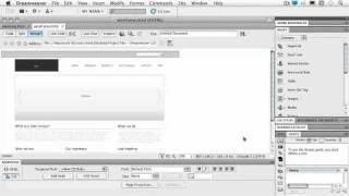 Dreamweaver CS5. Tutorial. Planning a website (1 of 4).wmv