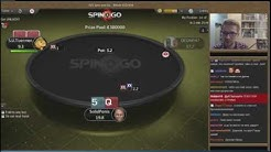 Russian Player Wins €250,000 on Spin & Go! | PokerStars