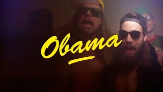 D.O.G. Delusions of Grandeur - Obama (Official Music Video) EXPLICIT