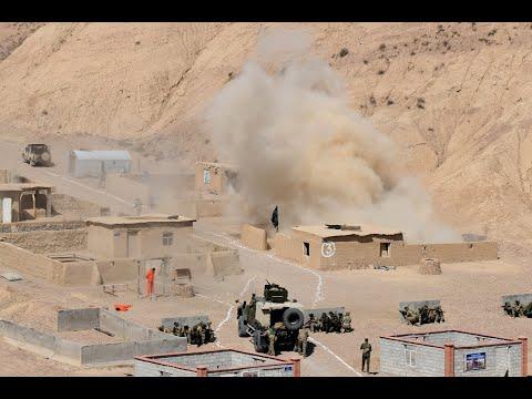 """Террористы уничтожены: узбекские и таджикские военные отработали действия на учениях """"Центр-2019"""""""