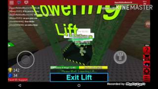 ROBLOX | flood escape w/ GamingWithGabe and GamingWithRohaan