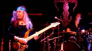 Uli Jon Roth - Polar nights/Dark lady (plus band intros, live in Las Vegas 2/22/13)