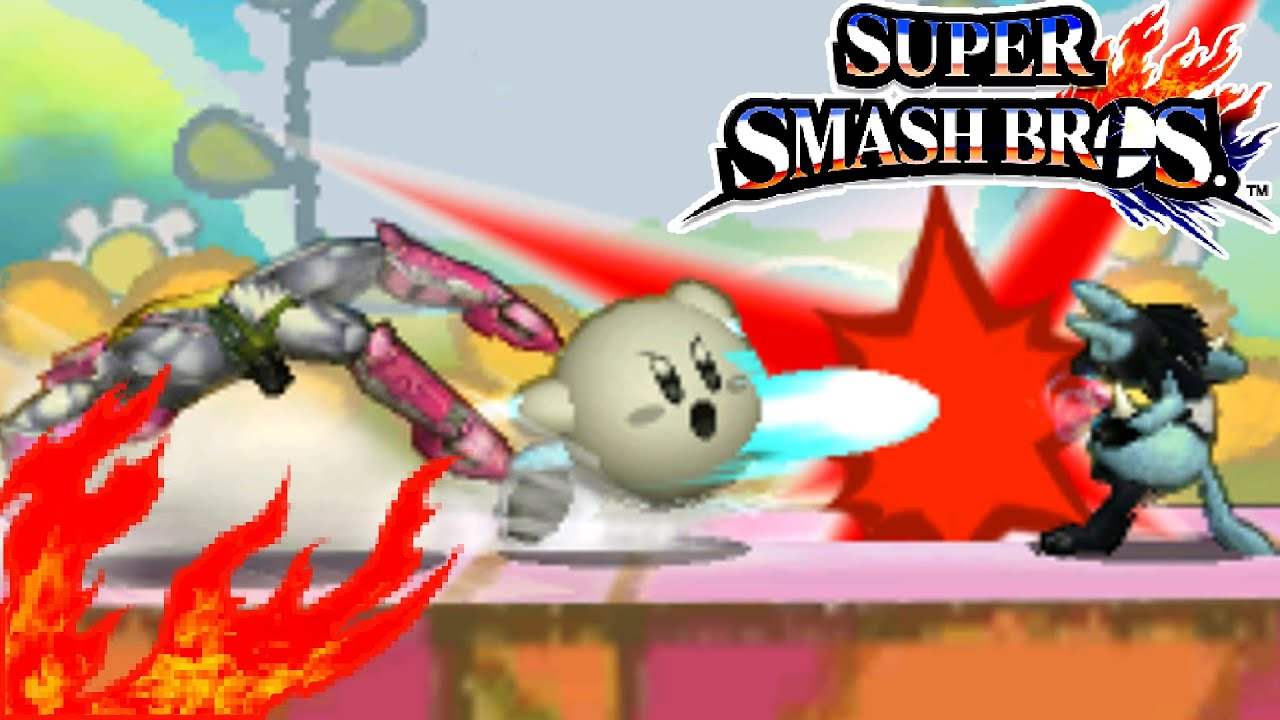 how to play super smash bros 3ds with friends