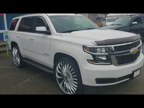 2016 Tahoe LT on 28s💰💰40k🙏🙏💯 SOLD