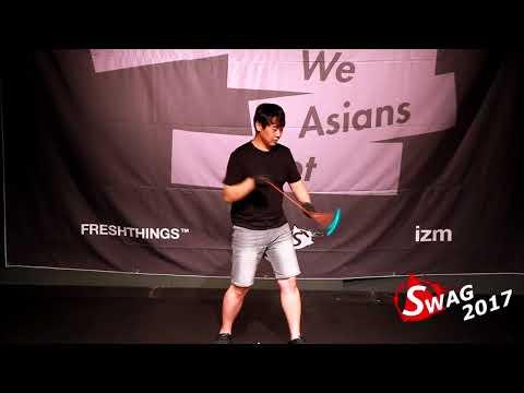 SWAG 2017 X 2nd Kim Min Soo