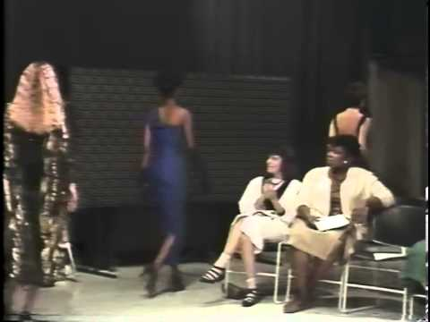 SMC's LA Mode Fashion Show: 1986
