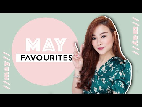 MAY 2019 FAVOURITES // CharisowTV