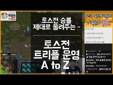 [이성은] 토스전 트리플운영의 모든것을 담았다!!! 이것만 알아도 토스전 승률 100%!!!! :: firebathero starcraft
