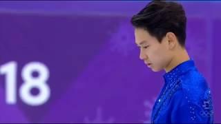 Denis Ten - Last Skate - Pyeongchang 2018 Olympics - SP