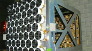 Una vista de la estrella de neutrones del interior Composición Explorer (mejor) de rayos X
