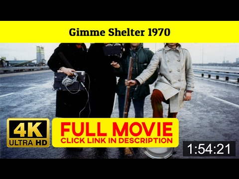 Gimme Shelter 1970 FuII