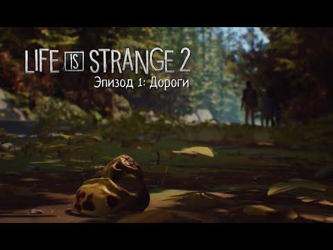 Прохождение Life is Strange 2 [Episode 1 - Дороги] Начало пути #1