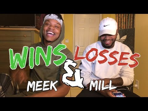 Meek Mill - Wins & Losses Album REVIEW / REACTION