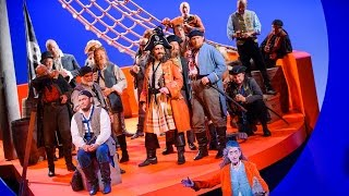 The Pirates of Penzance directed by Mike Leigh | ENO