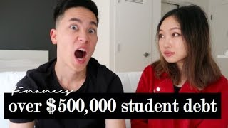 Over 500,000 in Student Debt | Life as a Doctor