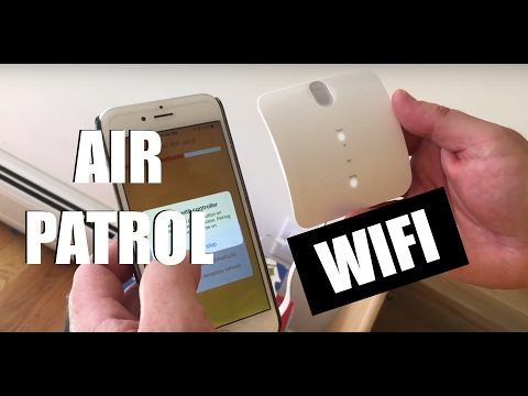 AirPatrol WIFI Review - Home Automation Solution for Heat Pump or AC