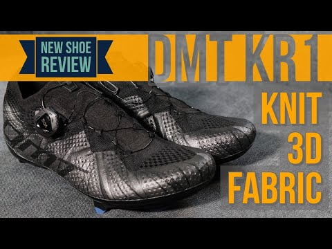 2019 DMT KR1 CYCLING SHOE REVIEW | New Cycling Technology