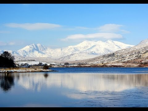 One Welsh Winter Day - Snowdonia