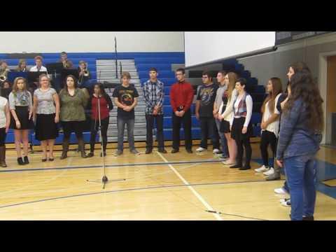 Warden High School America 2016