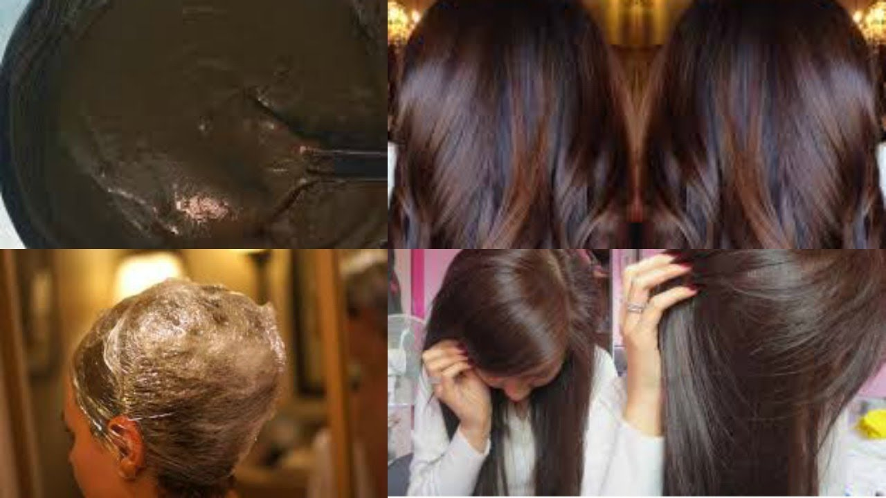 Henna Hair Dye To Get Darker Color How Make Paste For Grey Makeup Secrets