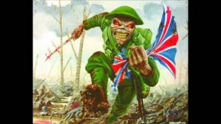 Iron Maiden - These Colours Don't Run (HQ)