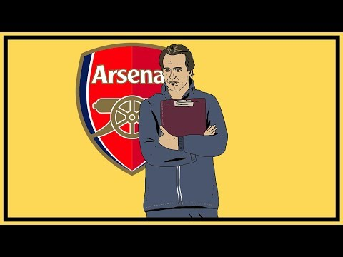 Arsenal Tactics under Unai Emery