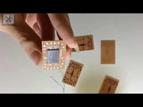 [TUT] Program Nand Flash with Progskeet and PCB TSOP-48 Pin Home Made - Part 2 : Solder & Connecting