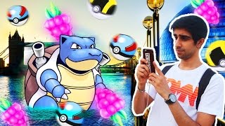 EPIC BLASTOISE HUNT - POKEMON GO