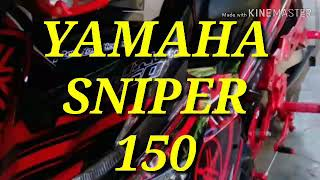 Sniper 150 Decals