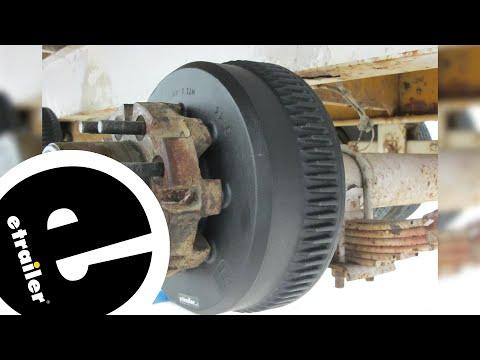 Dexter Trailer Brake Drum Review - etrailer.com