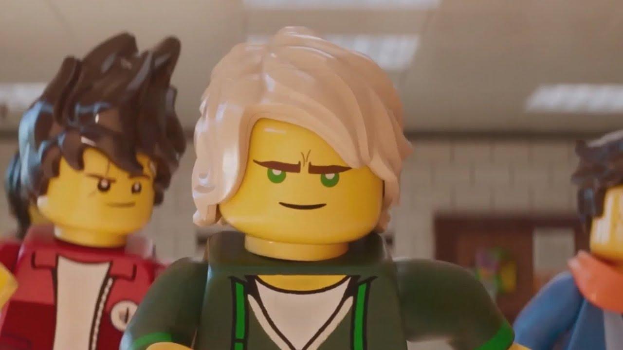 Lego Ninjago Movie Videogame All Cutscenes Full Movie Game Movie