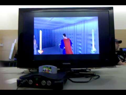 ProtonJonSA Live Superman 64 PAX East 2011 Part 2