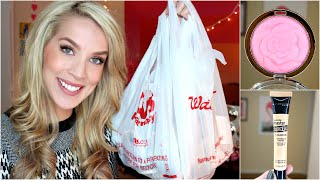 BIG What's New in the Drugstore Makeup Haul + Review!