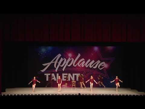 IDA People's Choice // Walk It Off- Footnotes Dance & Acrobatics [Chattanooga] 2018