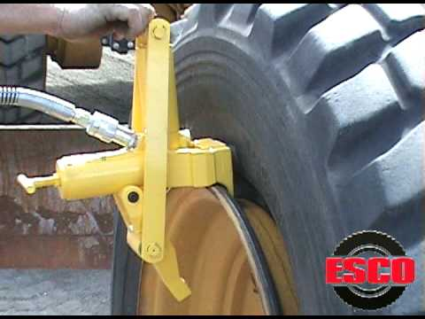ESCO Combi Style Hydraulic Tire Bead Breaker [Model 10101]