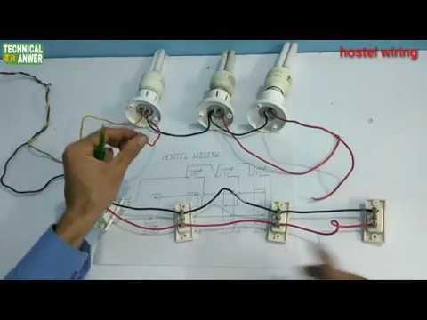 hostel wiring rh youtube com