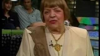 Quando Beatriz Costa despediu o burro...