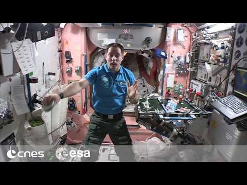 Thomas Pesquet et les dangers de l'ISS (inédit)