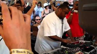 DJ Terry Hunter WMC 2011 Beach Plaza Afternoon Delight