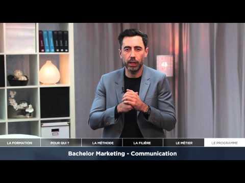 Bachelor Marketing Et Communication - COMNICIA