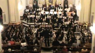 JERICHO - BERT APPERMONT Banda Unió Musical de Gata de Gorgos. Concert de Setmana Santa 2013