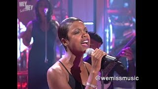 Puff Johnson - Over and Over (Rare Live Performance - 1996)